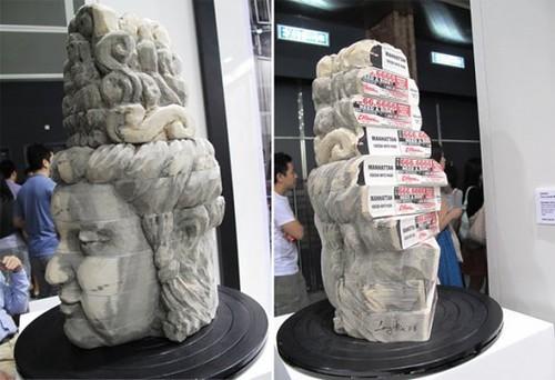 Long Bin Chen Book Carvings 3
