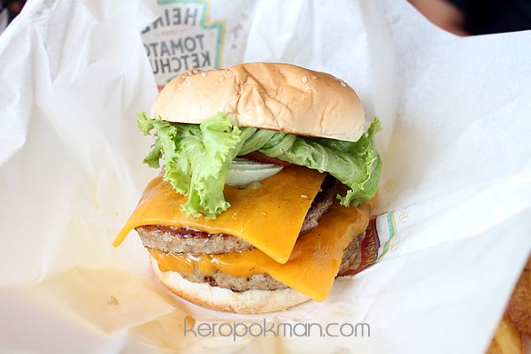 Freshness Burger - Classic WW Burger