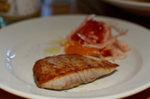 Eataly - Smoked Sturgeon