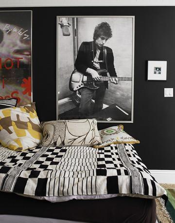 Rock n Roll kids room