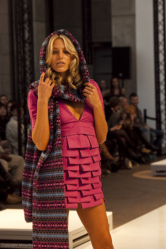 Ottawa Fashion Week 2011 - Eliz Bourk