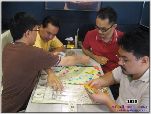 BGC Meetup - 1830