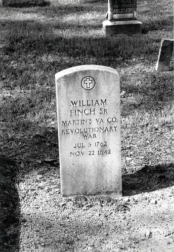 William Finch Sr.