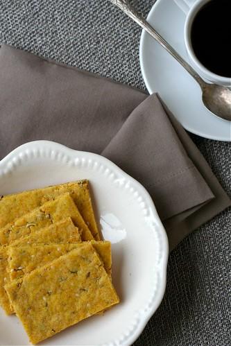 Curried Cumin Crackers 1
