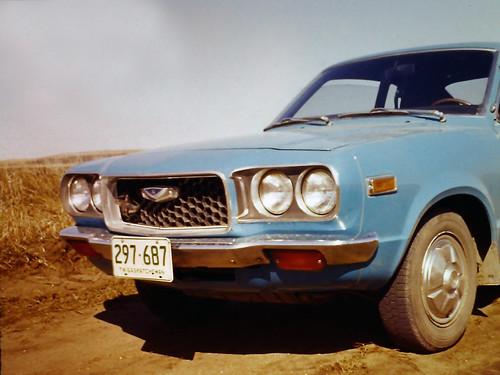 1972 Mazda 808 Coupe