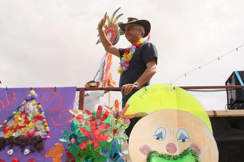Adloyoda (Purim Parade), Maale Adumim