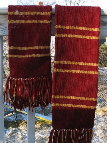 1864 HP scarf the third