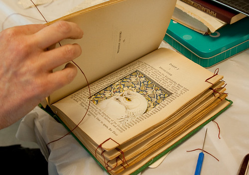 Altered Book Workshop- Seattle Center for Book Arts