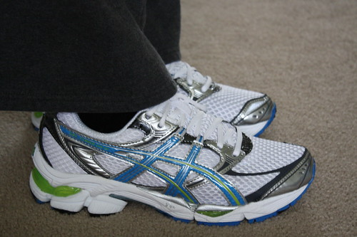 Asics Gel Cumulus shoes