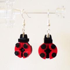 Ladybug Earrings 5