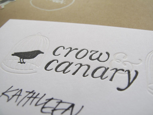 Crow and Canary