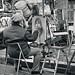 Artist at Place du Tertre