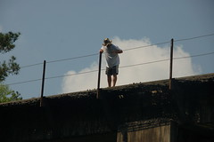 Jason on the Trestle