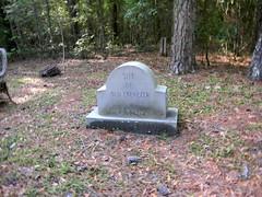 Old Ebenezer Marker