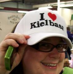 I *heart* Kielbasa