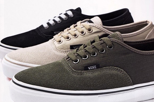 Vans: Zapatillas urbanas, rockers y skaters