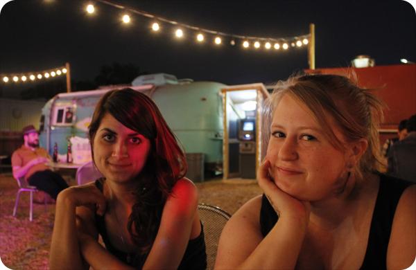 The Ladies at The Vegan Yacht