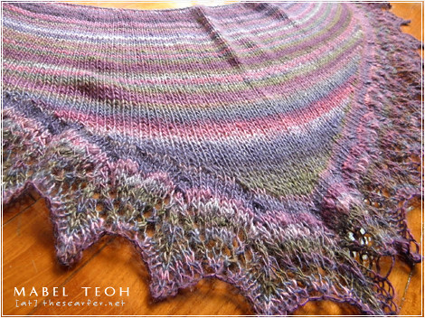Knit FO: Annis