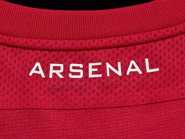 Kostum Arsenal 2011-2012