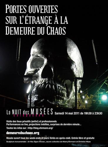 Affiche Nuits des Musées 2