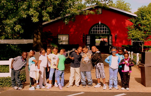 First Grade at Clydesdale