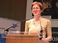 Delphine Desgurse, Groupe La Poste