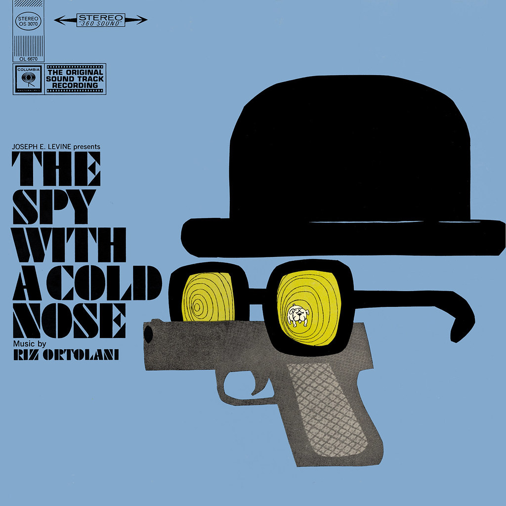 Riz Ortolani - The Spy with a Cold Nose