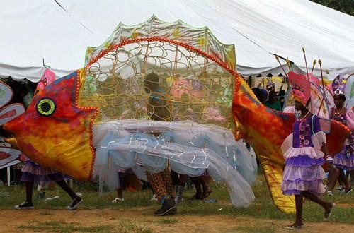 Lagos Carnival 2011
