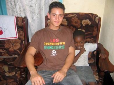 Visiting Family in Tanzania