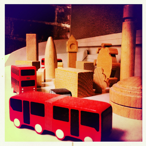tiny wooden london