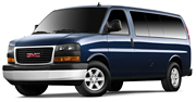 2011 GMC Savana Passenger Van