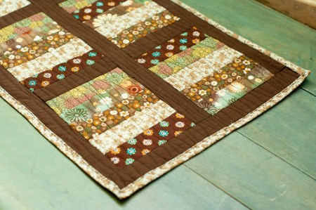 Quilted Tablerunner