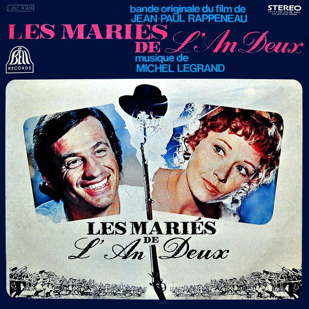 Michel Legrand - Les mariés de l'an deux