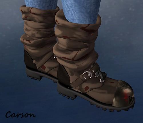 BedlaM - Urban Boots