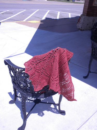 Monarch Shawl
