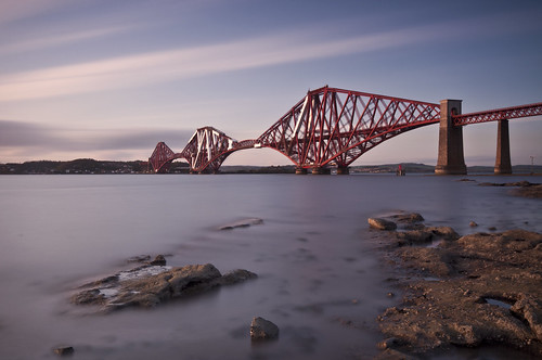 Forth Bridge April 12 2011