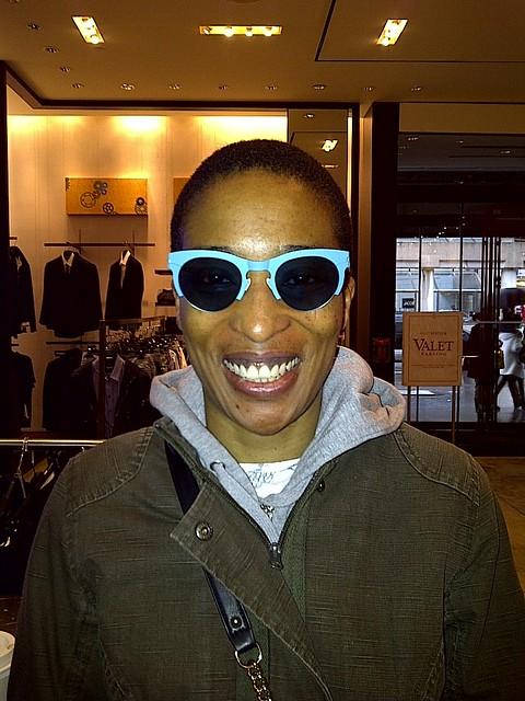 Alexandre Herchcovitch x MYKITA Sunglasses