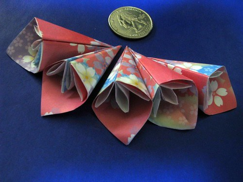 Sakura Origami Flower
