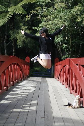 Jumpin Gena! by maregena