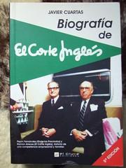 Biografía de El Corte Inglés de Javier Cuartas – Apuntes Breves ...