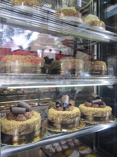 Cakes Display@Brunetti
