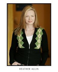 Heather Allin, President of ACTRA Toronto