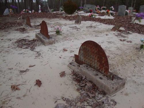 Shiloh Cemetery, Lawrence County AL