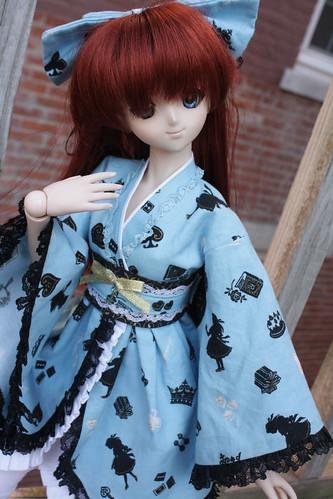 111/365- Asuka DD in Wonderland