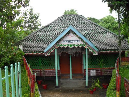 Tribal Honeymoon cottage
