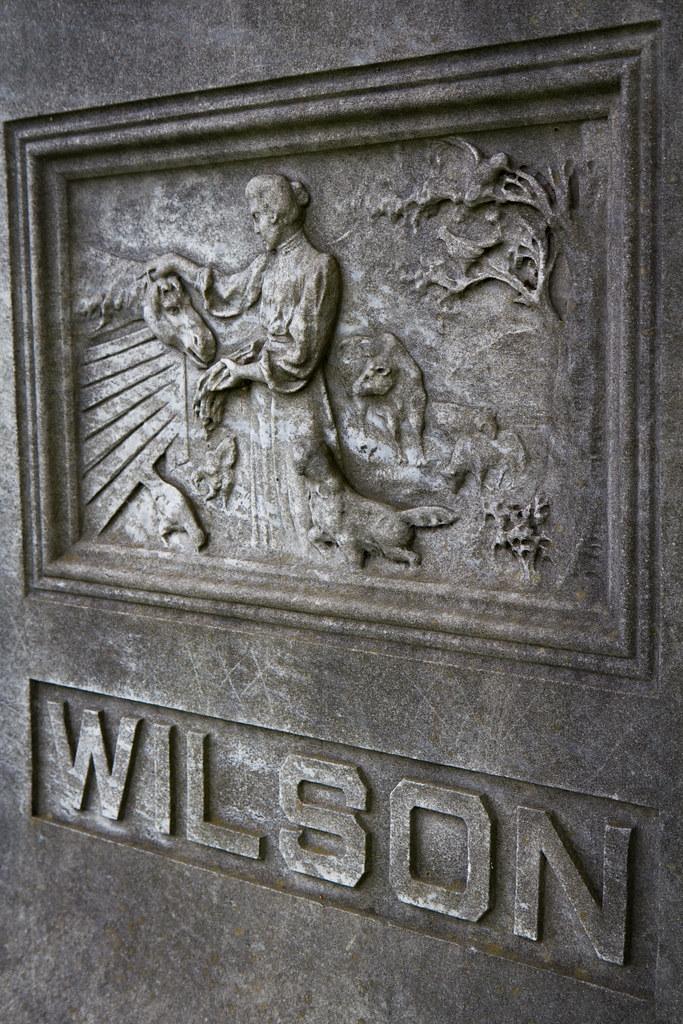 Saint Francis Wilson