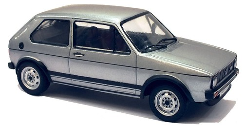 Revell VW Golf GTi