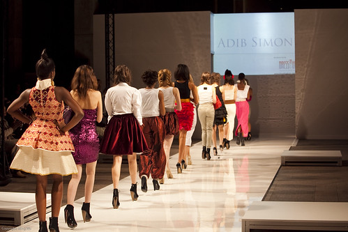 Ottawa Fashion Week 2011 - Adib Simon