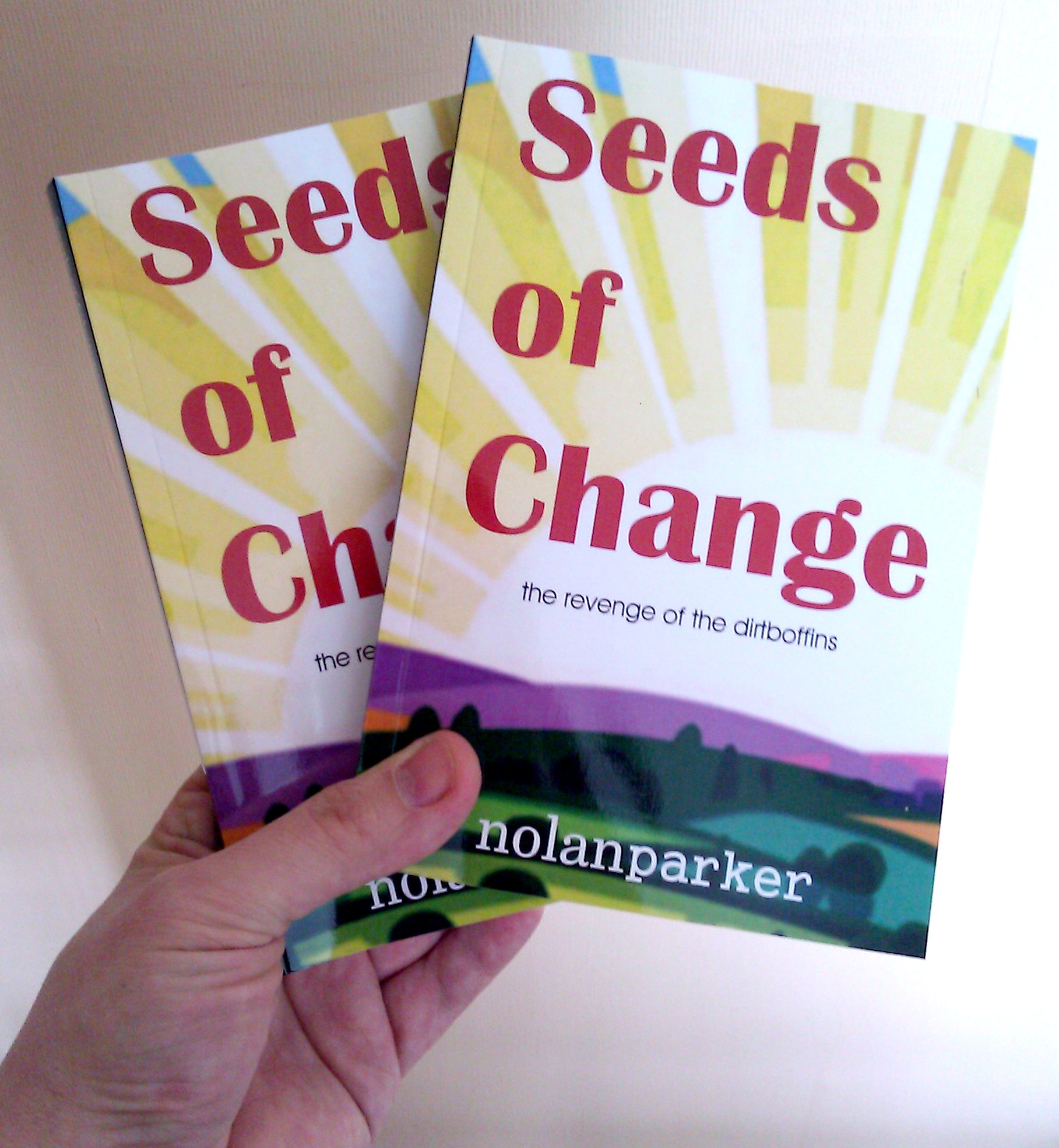 Seeds of Change - the book !