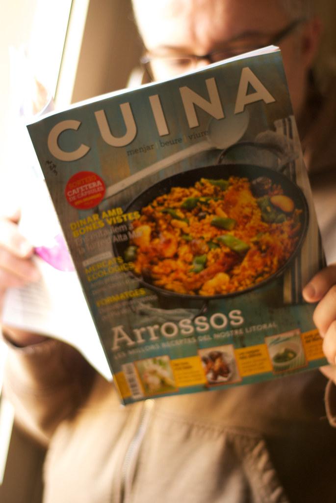 My Little Things en la revista Cuina